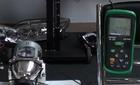 Porównanie mocy światła nowej i używanej żarówki D2S
